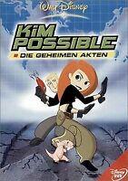Kim Possible: Die geheimen Akten von Chris Bailey, Steve ...   DVD   Zustand gut
