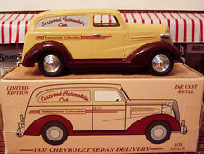 1937 CHEVY SEDAN DELIVERY-EASTWOOD-EASTWOOD 1/25SCALE #116200 NIB *FREE SHIPPING