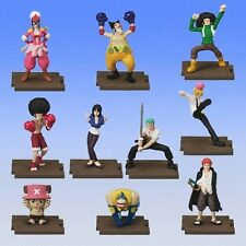 Bandai One Piece Full Color R Part 2 Gashapon full SET of 10 figure