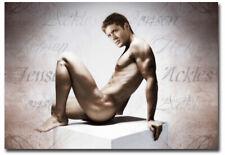 "Jensen Ackles Supernatural Shirtless Fridge Magnet Size 2.5"" x 3.5"""