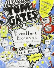 Excellent Excuses Tom Gates Childrens Book Kids Story Gift Ages 9 10 11 12 Years