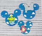 Toy Story Phone Grip - Swap Tops to Change Designs Cloud Wallpaper Lotso Aliens