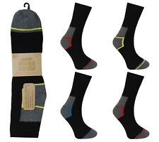 12 x Mens Quality Cotton Rich Socks OFFER WHOLESALE JOB LOT TRADE PRICE