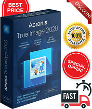 Acronis True Image Latest Version 2021 🔥  Lifetime🔥 32/64🔥 Windows🔥