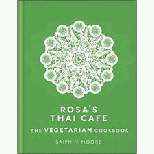 Rosa's Thai Cafe The Vegetarian Cookbook 9781784724238 Hardcover Brand NEW