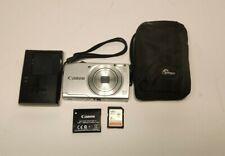 Canon Powershot HD A2500 16.0MP Digital Camera 8 GB SD Bundle
