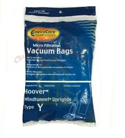 1 PACK  HOOVER WINDTUNNEL  Y VACUUM BAGS  (BUY 2 PACKAGES GET 1 PACKAGE FREE)