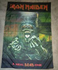 Iron Maiden Real Dead One Vintage tapestry banner