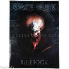 ACC-04 LIVRET REGLES ANGLAIS WARHAMMER 40000 BITZ W40K SPACE HULK RULES BOOK