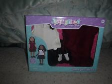 """Springfield Boxed Mix & Match 18"""" Doll Clothes Glamour Girl 4 Pc NEW - FREE SHIP"""