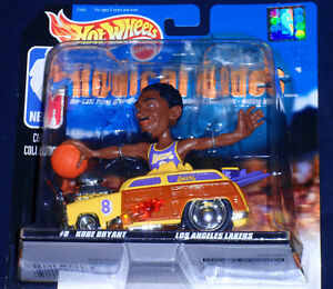 Kobe Bryant 1998 Hot Wheels Radical Rides<>SEALED<>With Dome<>EXCELLENT CONDTION