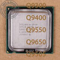 Intel Core 2 Quad Q9300 Q9400 Q9550 Q9650 Q9505 Socket 775 Processor CPU