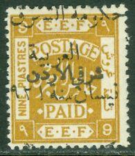 EDW1949SELL : JORDAN 1923 Scott #61 Very Fine, Mint OG. Fresh & Signed. Cat $95.