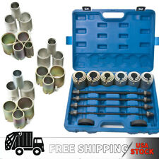 Kit 26 Universal Press & Pull Sleeve Remove Install Bushes Bearings Seals Tools