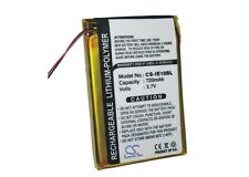 NEW Battery for iRiver E10 E10CT HDD Jukebox Li-Polymer UK Stock