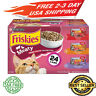 Purina Friskies Prime Filets Adult Wet Cat Food Variety Pack - 24 5.5 oz. Cans