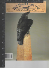 Waterfowl Carving & Collecting  Magazine Spring 96 (V XII # ) Cathy Hart editor