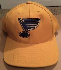 St. Louis Blues Snapback NHL Hockey Cap Hat Unbranded