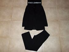Dolce&Gabbana Black Label Abito Suit Blazer+Trousers 48 IT Made in Italy 2690€