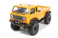 "Axial AX31268 Jeep Mighty FC Body - .040"" (Clear) SCX10 AX10"