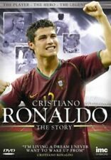Cristiano Ronaldo The Story 5016641116852 DVD