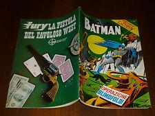 BATMAN NUMERO 42  MONDADORI 1968 - EDICOLA !!
