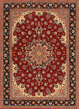 Tappeto orientale Sottile Genuino Intrecciato A Mano Persiano 257-8 151x209 cm