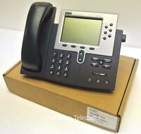 Cisco 7960G IP Phone SCCP (CP-7960G) - Certified Refurbished, 1 Year Warranty
