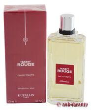 Habit Rouge By Guerlain 6.7oz/200ml Edt Spray For Men New In Box