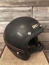 Vintage Polaris Helmet