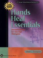 Thompson Diana L.-Hands Heal Essentials BOOK NEW