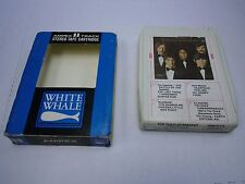 TURTLES Present The Battle of The Bands 8-Track tape White Whale Records
