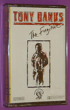 RARE CASSETTE AUDIO TONY BANKS THE FUGITIVE NEUVE SOUS BLISTER 1983 GENESIS