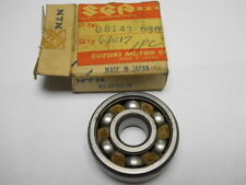 Suzuki NOS GN125, DS80, GSXR50, JR80, OR50, RM50, Bearing, # 08143-63017   S-19