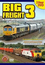 Big Freight 3 - Freight Trains - Diesel Railway DVDs