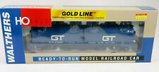 MIB Walthers Gold Line HO Scale 932-3826 GTW Cushion Coil Car Round Hoods 675097