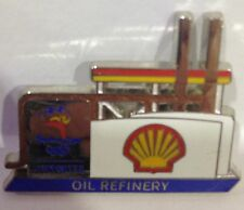 Sydney Olympic Games 2000 - Oil Refinery Pin