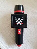 WWE Raw Electronic Talking Wrestling Microphone - Working