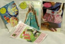 Lot of Sewing Pattern Books - Amy Butler / Anna Maria Books - Bonus Stocking Kit