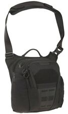 Maxpedition VLDBLK Black Veldspar Crossbody Shoulder Bag 8L