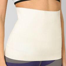 White Angora Wool Blend Warming Belt