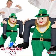 Adulto Divertente Irlandese San Patrizio Folletto Da Uomo Costume Festa Costume Outfit