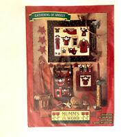 Gatherings Of Angels Debbie Mumm Sampler Needle Kit Vintage 1994