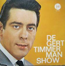 GERT EN HERMIEN TIMMERMAN - DE GERT TIMMERMAN SHOW - LP