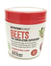 Beets Super Food Powder 20 servings All Natural Gluten Free Vegan