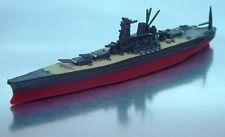 """Furuta Warship Collection 5"""" Japanese battleship Yamato (RED HULL)"""
