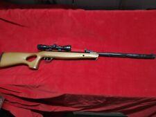 Crosman  .22-Caliber Valiant Wood Nitro Piston Elite Break Barrel Air Rifle