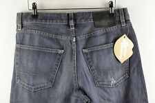 BLACK LABEL Mens HUGO BOSS Jeans STRAIGHT Fit TEXAS DENIM W34 L32 P80