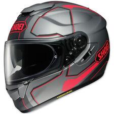 Shoei GT-Air Pendulum TC-10 Street Motorcycle Helmet Grey/Red Medium