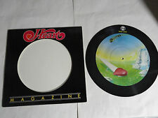 HEART - MAGAZINE 1978 PICTURE DISC LP #'D LIMITED EDITION 36544/100000 MUSHROOM